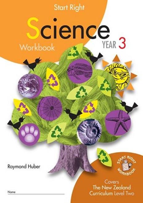 ESA Start Right Science Workbook: Year 3