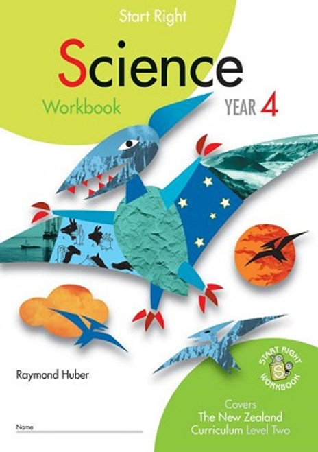 ESA Start Right Science Workbook: Year 4