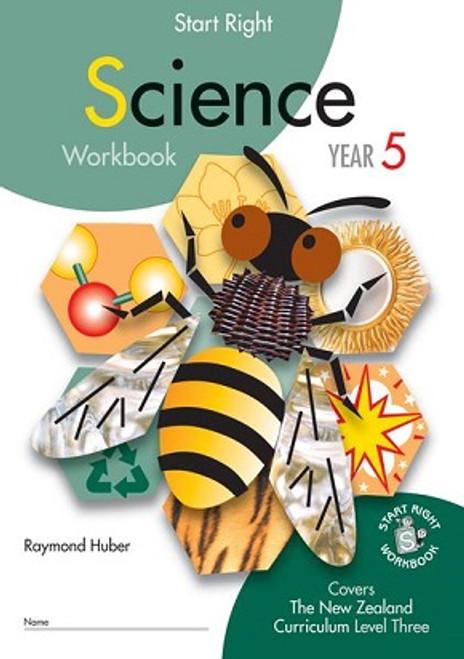 ESA Start Right Science Workbook: Year 5