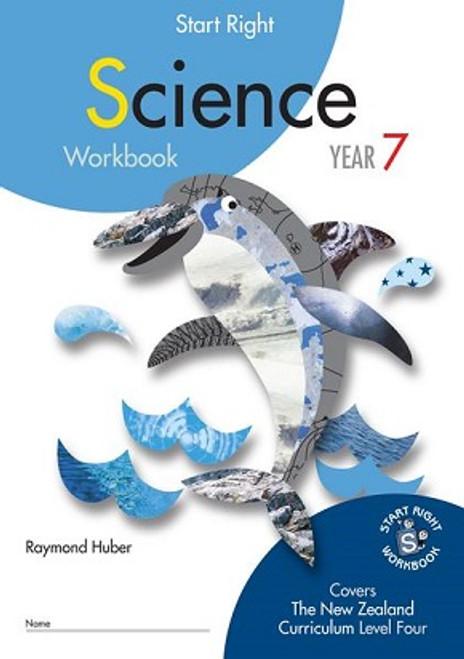 ESA Start Right Science Workbook: Year 7