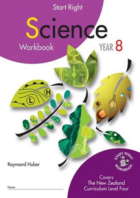 ESA Start Right Science Workbook: Year 8