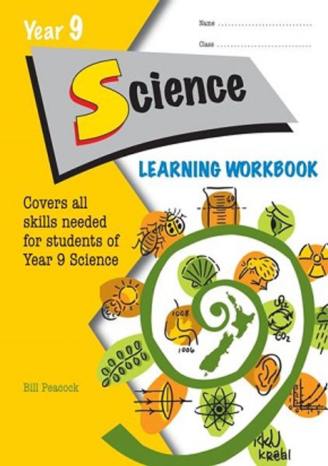 ESA Science Learning Workbook: Year 9