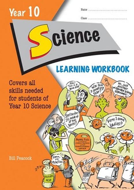 ESA Science Learning Workbook: Year 10