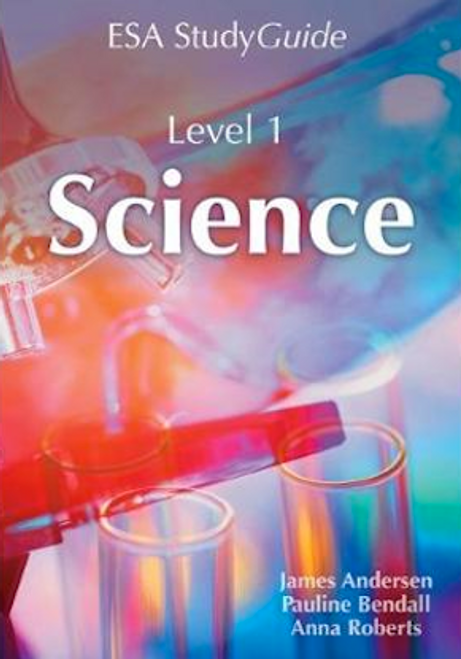 Level 1 ESA Study Guide Science
