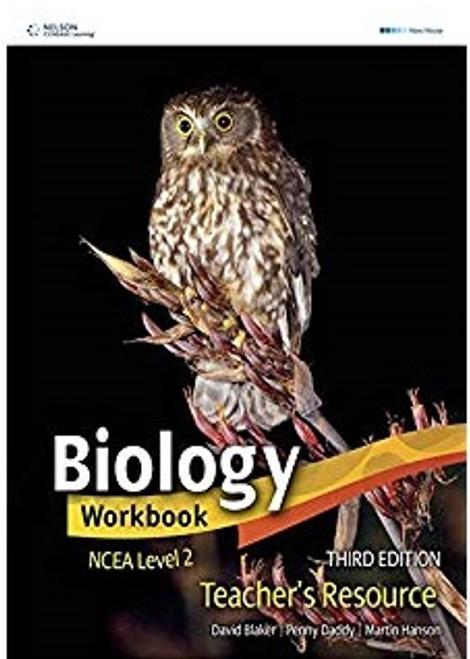 Biology Workbook NCEA Level 2: Teacher's Resource