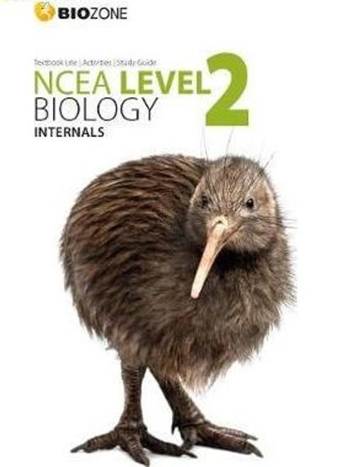 BIOZONE: NCEA Level 2 Biology Internals