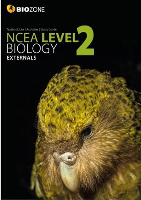 BIOZONE: NCEA Level 2 Biology Externals