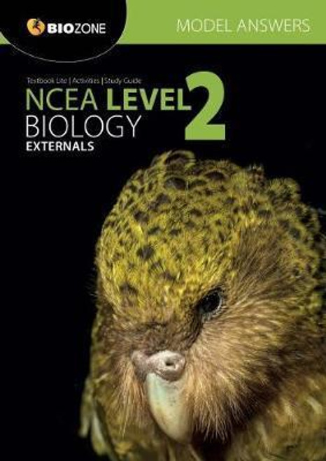 BIOZONE: NCEA Level 2 Biology Externals (Model Answers)