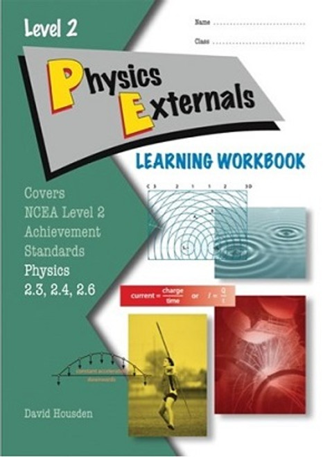 ESA Level 2 Physics Externals Learning Workbook
