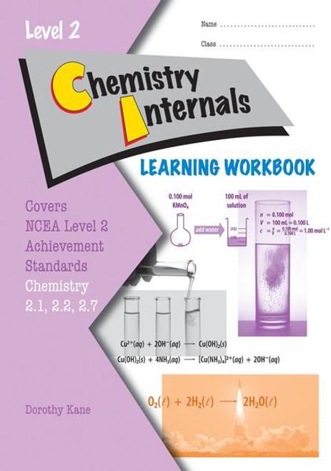 ESA Level 2 Chemistry Internals Learning Workbook