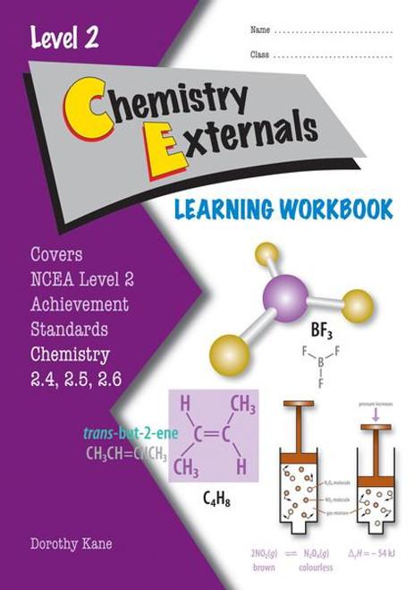 ESA Level 2 Chemistry Externals Learning Workbook