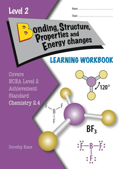 ESA Level 2 Bonding, Structure, Properties & Energy Changes 2.4 Learning Workbook