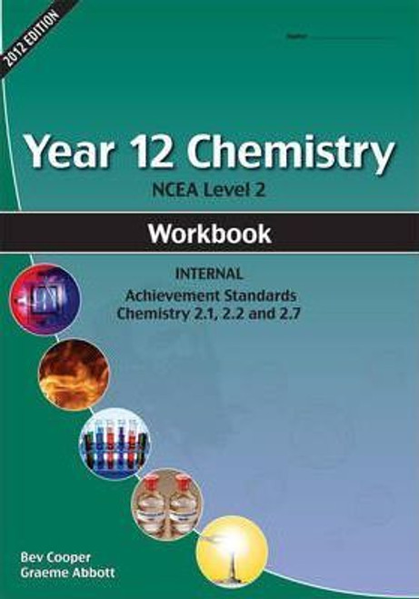 Year 12 Chemistry Internal Standards Workbook