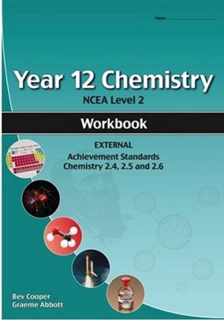 Year 12 Chemistry External Standards Workbook