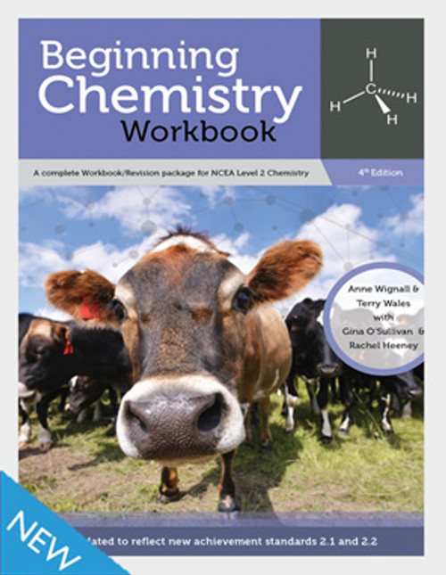 Beginning Chemistry Workbook: NCEA Level 2 (4e)