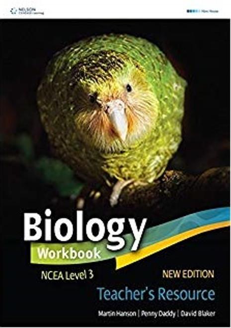 Biology Workbook: NCEA Level 3 Teacher's Resource