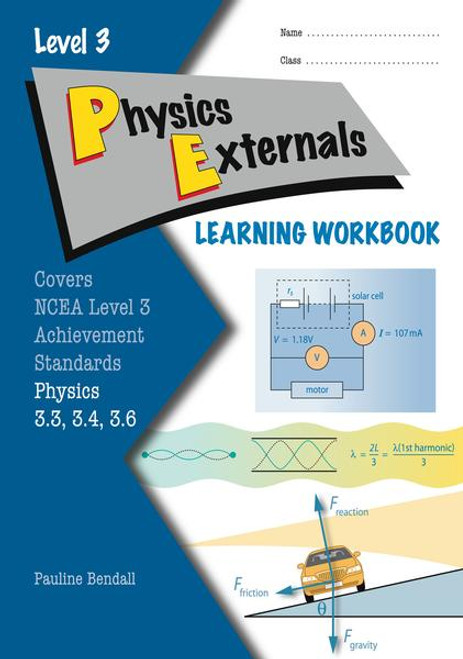 ESA Level 3 Physics Externals Learning Workbook