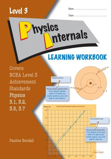 ESA Level 3 Physics Internals Learning Workbook