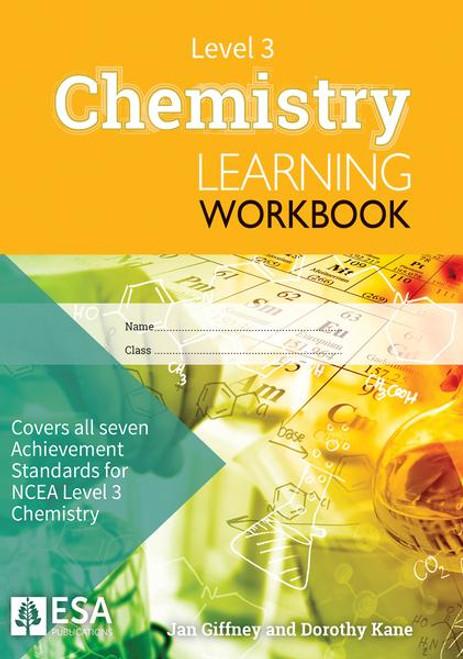 ESA Level 3 Chemistry Learning Workbook