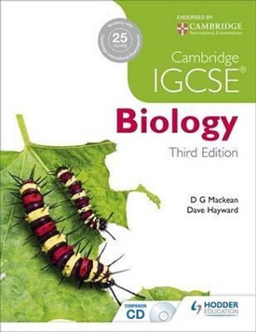 Cambridge IGCSE Biology (3e)