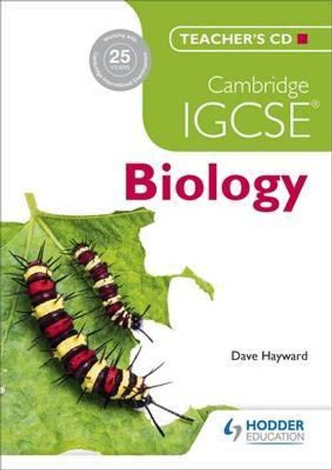 Cambridge IGCSE Biology Teacher's CD