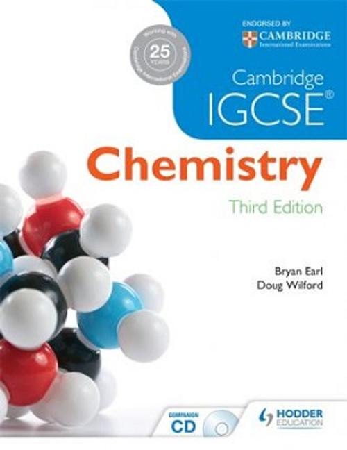 Cambridge IGCSE Chemistry (3e)