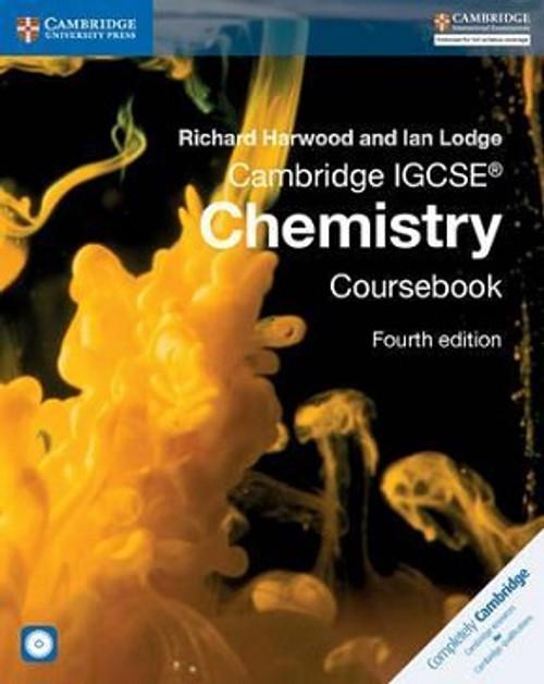 Cambridge IGCSE Chemistry Coursebook with CD-ROM (4e)