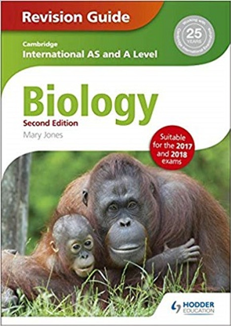 Cambridge International AS and A Level Biology: Revision Guide (2e)