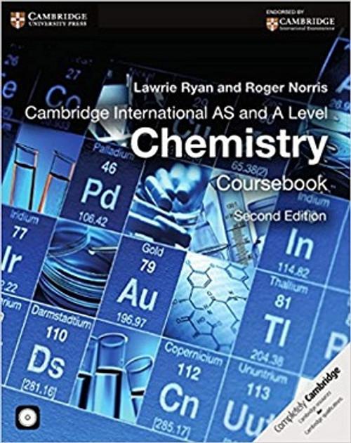 Cambridge International AS and A Level Chemistry Coursebook (2e)