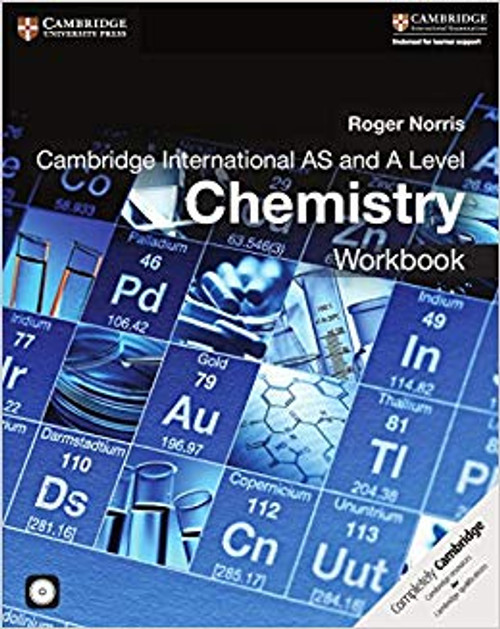 Cambridge International AS and A Level Chemistry Workbook (2e)