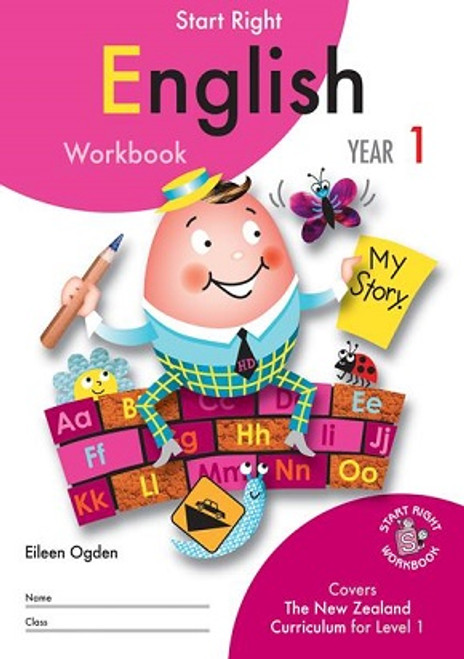 ESA Start Right English Workbook: Year 1