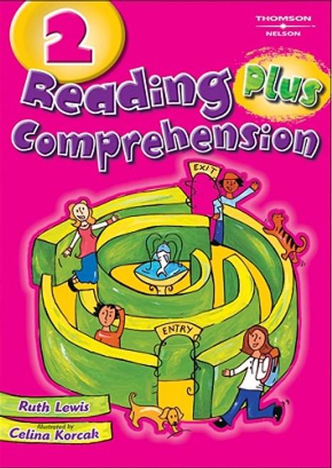 Reading Plus Comprehension: Book 2