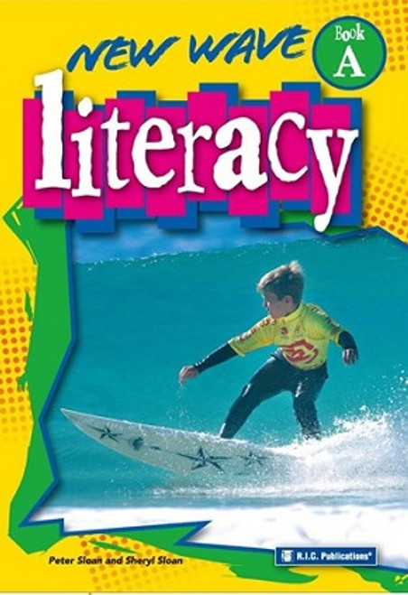 New Wave Literacy: Book A (Ages 5-6)