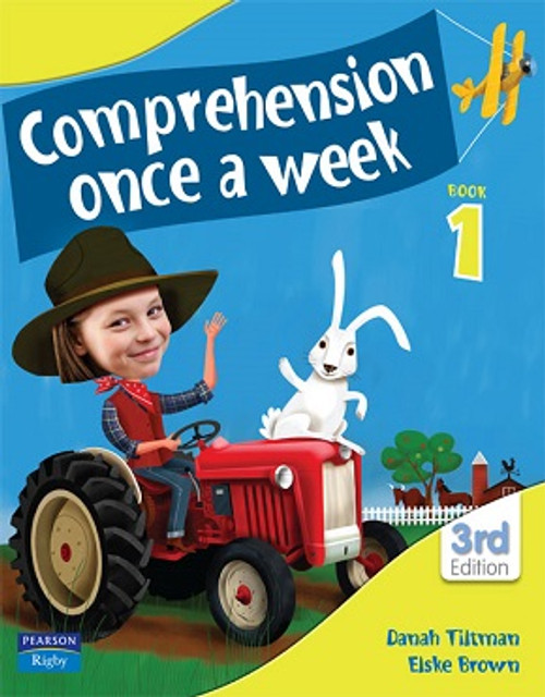 Comprehension Once a Week: Book 1