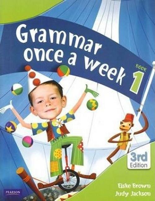Grammar Once a Week: Book 1 (3e)