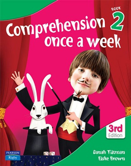 Comprehension Once a Week: Book 2 (3e)