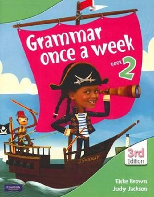 Grammar Once a Week: Book 2 (3e)