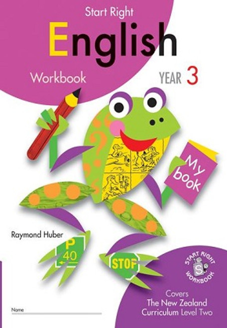 Year 3 ESA English Start Right Workbook
