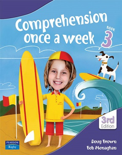 Comprehension Once a Week: Book 3 (3e)