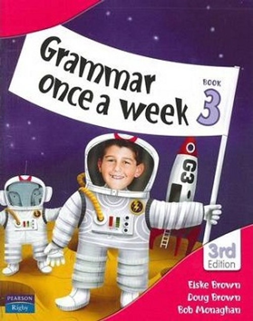 Grammar Once a Week: Book 3 (3e)