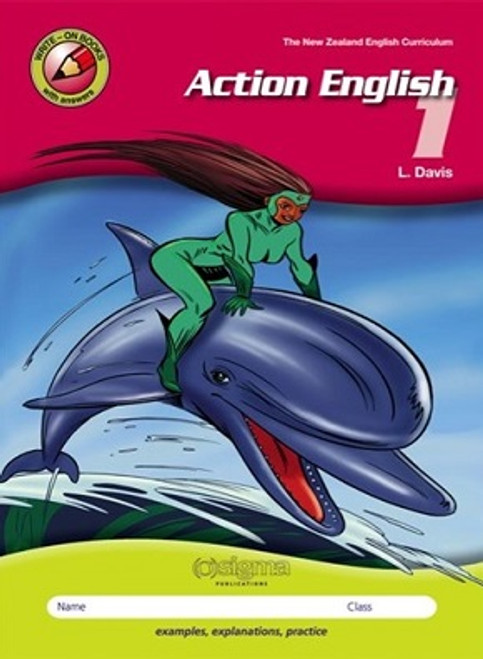 Action English Workbook 1