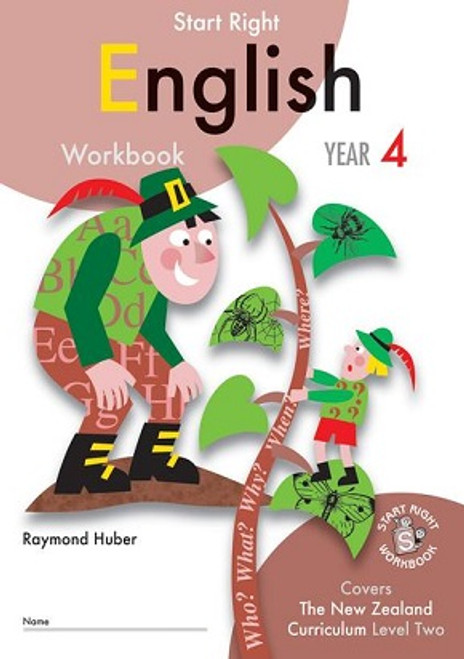 Year 4 ESA English Start Right Workbook