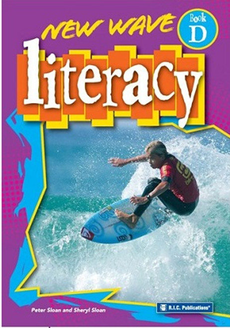 New Wave Literacy: Book D (Ages 8-9)
