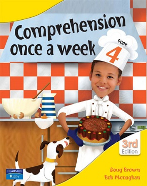Comprehension Once a Week: Book 4 (3e)