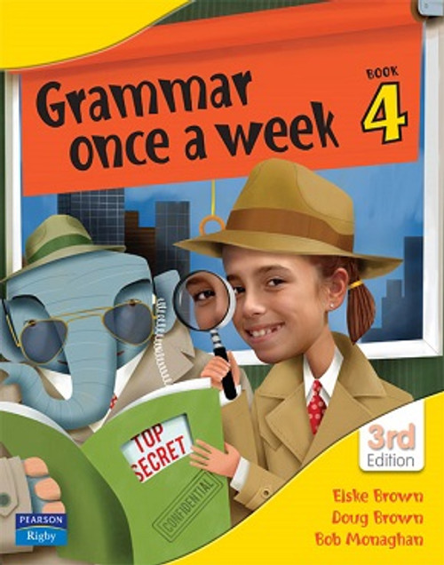 Grammar Once a Week: Book 4 (3e)