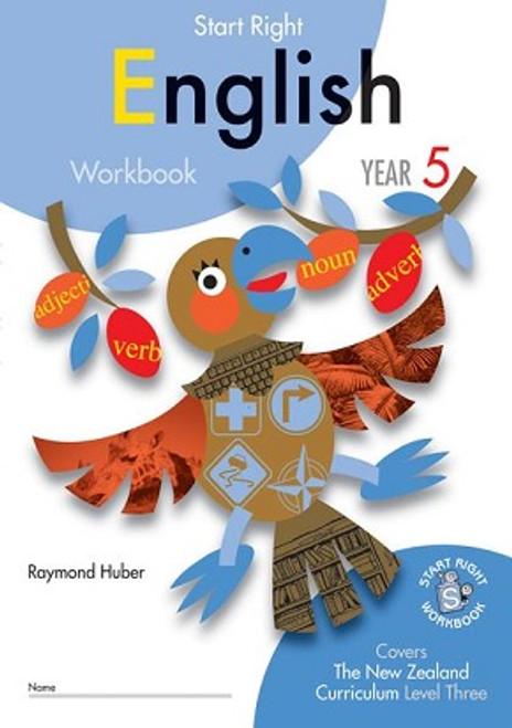 Year 5 ESA English Start Right Workbook