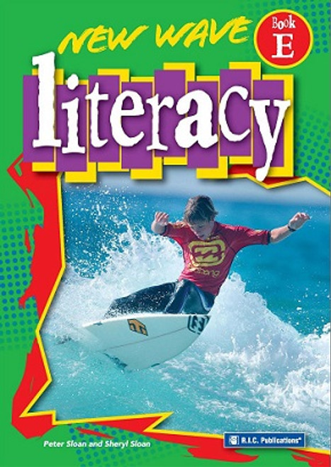 New Wave Literacy: Book E (Ages 9-10)