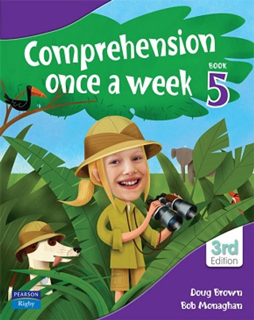 Comprehension Once a Week: Book 5 (3e)