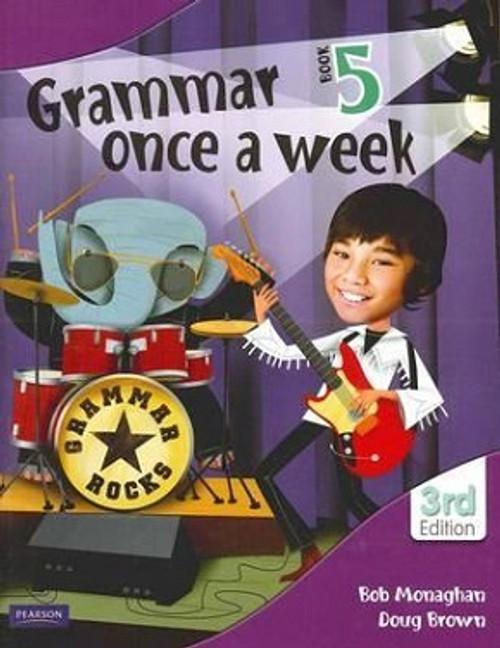 Grammar Once a Week: Book 5 (3e)