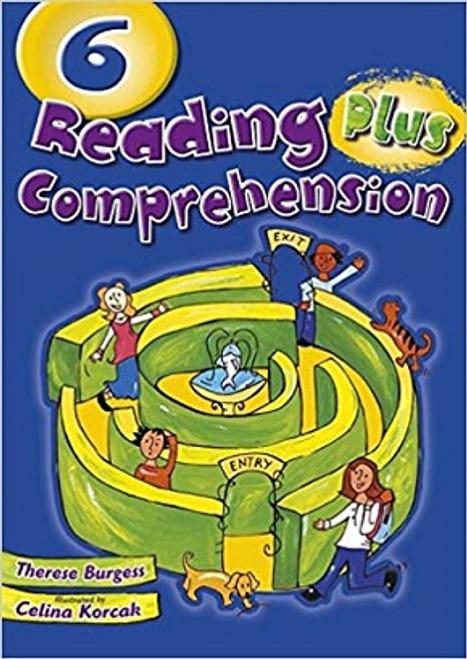 Reading Plus Comprehension: Book 6